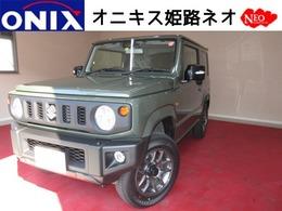 スズキ ジムニー 660 XC 4WD ナビTVバックカメラETCマットバイザー