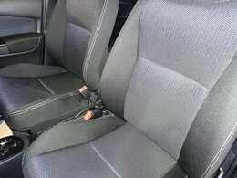 フロントシートはこんな感じです。 シートを外しての室内クリーニングで内装もピカピカです♪