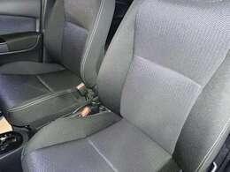 フロントシートはこんな感じ。 シートを外しての室内クリーニングで内装もピカピカです♪