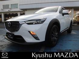 マツダ CX-3 1.5 XD ツーリング ディーゼルターボ 弊社デモUP車
