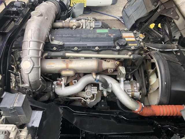エンジン型式6M60