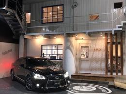 レクサス LSハイブリッド 600h Fスポーツ 4WD 本州仕入/TOMSエアロ/サスコン/ブレンボ