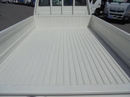 荷台波鉄板張り・三方開・内寸約243×160