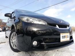 トヨタ ウィッシュ 1.8 S 4WD HID エンスタ 1年間距離無制限保証