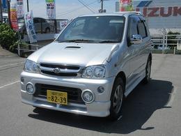 ダイハツ テリオスキッド 660 カスタムX 4WD