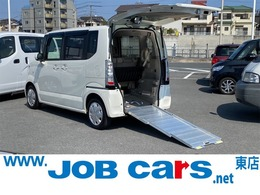 ホンダ N-BOX+ 660 G 車いす仕様車 福祉車輌 車椅子1台 社外ナビ 1オーナー