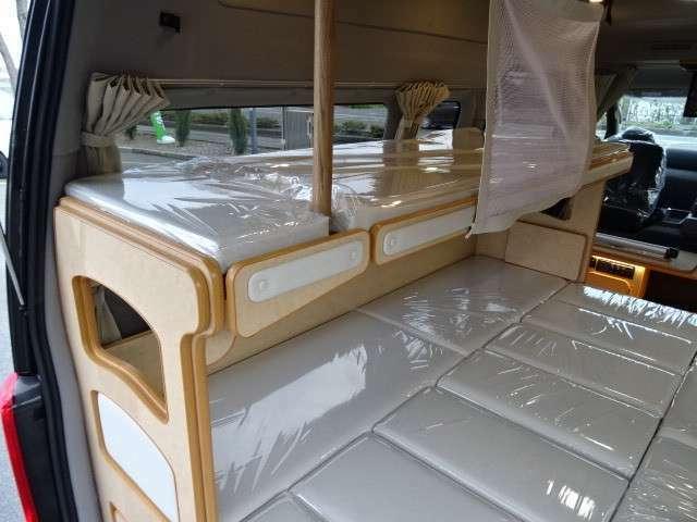 2段ベッド 209cm×65cmのロングベッドを採用しています。成人男性が就寝しても余裕のある設計しています。(日本人平均)