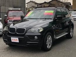 BMW X5 3.0si 4WD サンルーフ ナビ レザーシート 純正アルミ
