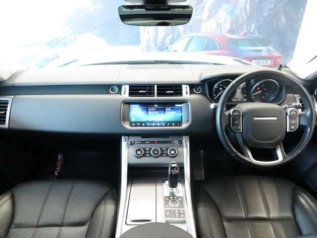 内外装そして心臓部にわたりコンディションに優れた上質な認定中古車です。ランドローバー正規ディーラーならではの取り扱いです。安心してお使いになれます。