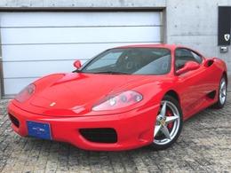 フェラーリ 360モデナ F1 ※タイミングベルト交換渡し保証付き車両