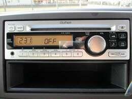 ホンダ社純正のオーディオが搭載されているのでお好みの音楽やラジオを聴きながらドライブを楽しんでいただけます!