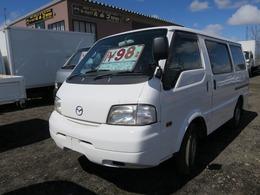 マツダ ボンゴバン 4WD コラムAT AC PS PW ABS