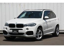 BMW X5 xドライブ 35d Mスポーツ 4WD セレクトP LEDライト パノラマルーフ
