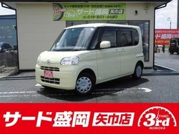 ダイハツ タント 660 X スペシャル 4WD スライドドア