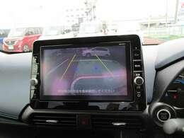 純正メモリーナビMM319D-L。フルセグテレビ。バックモニターが駐車時のサポートになりますね。