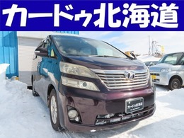 トヨタ ヴェルファイア 2.4 X 4WD 光触媒抗菌・ドラレコ・ナビ地デジBモニタ-