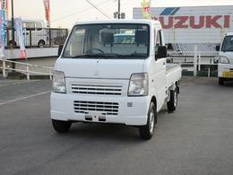 スズキ キャリイ 660 KC エアコン・パワステ 低排出ガス仕様 3方開 4WD 地区限定車4WD