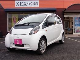 三菱 アイ・ミーブ(軽) M 駆動用バッテリ容量残存率105パーセント