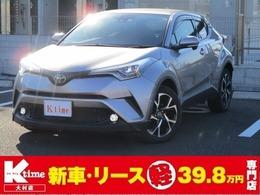 トヨタ C-HR 1.2 G-T 4WD 純正ナビ・ETC