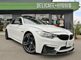 BMW M4クーペ M パフォーマンス エディション M DCT ドライブロジック 17台限定車/革シート/純正ナビ/TV/Bカメラ