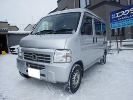 ホンダ アクティバン 660 SDX 4WD 社外ナビ フルセグTV Bカメ 夏冬タイヤ