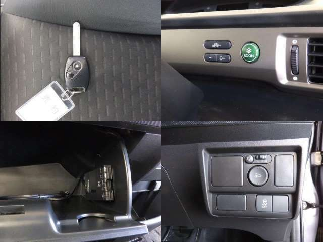 キーレスエントリーはボタンを押すだけでドアノブの施錠・解錠ができますよ!