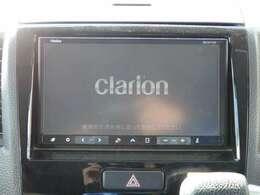 ドライブには必需品!!社外メモリーナビ付きです!フルセグTVも視聴可能です!!