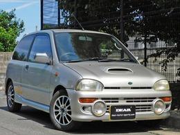 スバル ヴィヴィオ 660 RX-R ローダウン 社外AW
