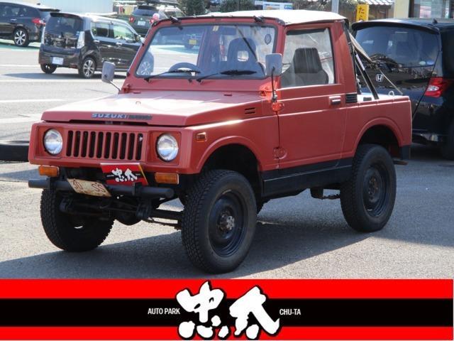 SJ30 4WD 2スト 幌車