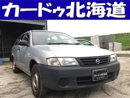 日産 ADバン 1.8 DX 4WD ナビ・ドラレコ