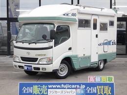 トヨタ カムロード バンテック ジル480 FFヒーター 2段ベッド
