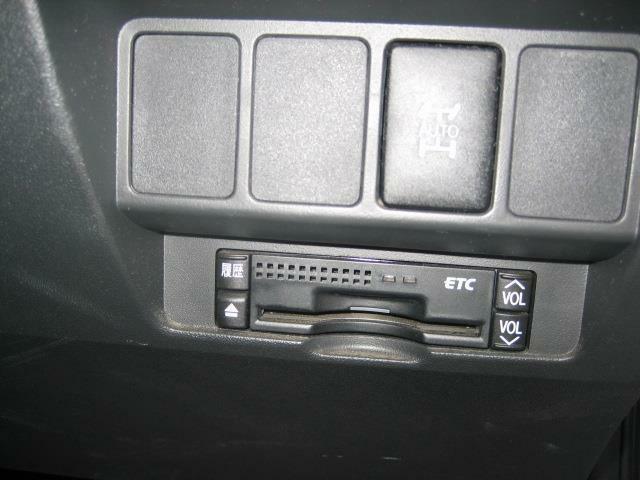 4WDスイッチ ETC
