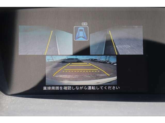 全周囲カメラも装備しており駐車もラクラクです(*^-^*)