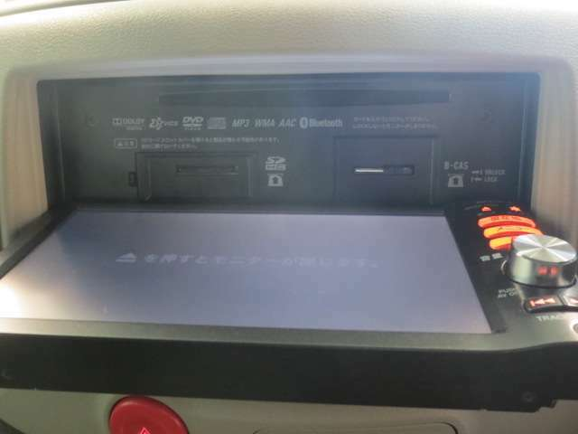 CD SDカード挿入口