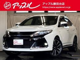トヨタ ハリアー 2.0 エレガンス GR スポーツ 純正ナビ/Bモニター/ETC/ドラレコ/柿本改