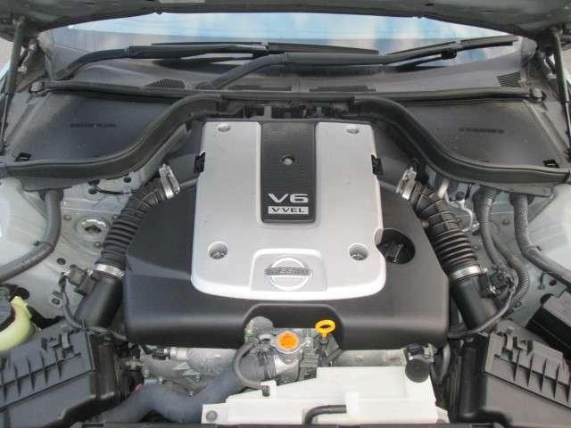 VQ37VHRエンジン搭載です