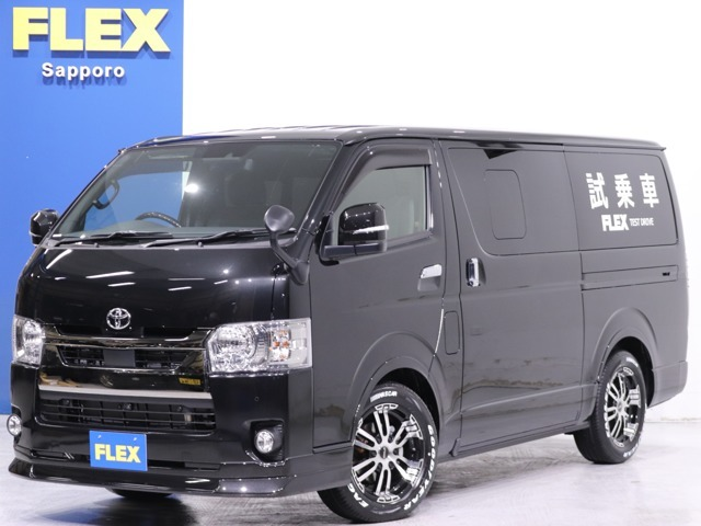 FLEX札幌店標準ボディの試乗車が完成しました♪