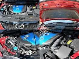☆2.2CCディ―ゼルターボエンジン燃費も18.6Km/リットルと良好で経済的です☆アイドリングストップ★エンジンの吹き上がりもガソリン車並みにスムーズ★最大トルクはわずか2000回転で発生してくれる★
