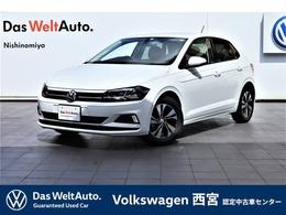 フォルクスワーゲン ポロ TSI コンフォートライン VW認定中古車・純正ナビ・リアビューカメラ