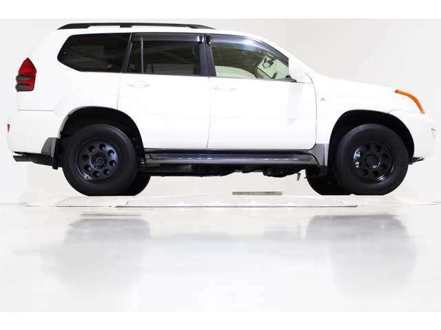 ワンオーナー車☆新品社外マッドブラック17インチアルミホイール!!