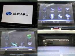お出掛けに嬉しい、純正メモリーナビ付きです♪DVDビデオ再生機能・音楽録音機能も装備しております♪