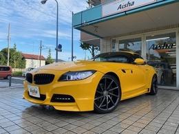 BMW Z4 sドライブ 20i クルージング エディション ナビ・TV・Bカメラ・19AW・4本出マフラー