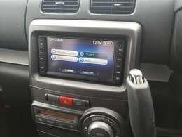 ワンセグテレビ CD FM/AMラジオ