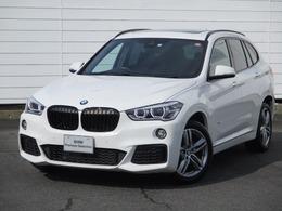 BMW X1 xドライブ 18d Mスポーツ 4WD 禁煙ワンオーナー ACC ヘッドアップD 18AW