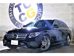 メルセデス・ベンツ Eクラスワゴン E200 アバンギャルド スポーツ(本革仕様) 黒革 PTS 360度カメラ LED AMG19AW 2年保証