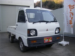 三菱 ミニキャブトラック 660 TD 三方開 4WD