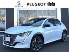 プジョー e-208 の中古車 GTライン 宮城県仙台市若林区 389.0万円