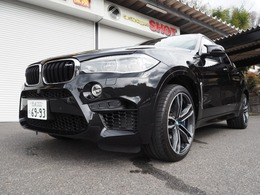 BMW X6 M 4.4 4WD IndividualLeather/RearDualDisply/SunRoof