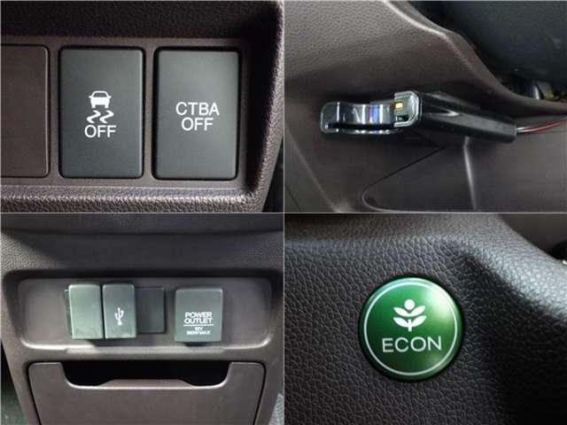 ■シティブレーキアクティブシステム■約30km/h以下での前方車両との衝突の回避・軽減をブレーキで支援してくれます。