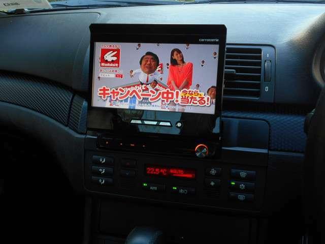 カロッツエリアVH09CS HDDナビ・フルセグTV・ETC装着済み